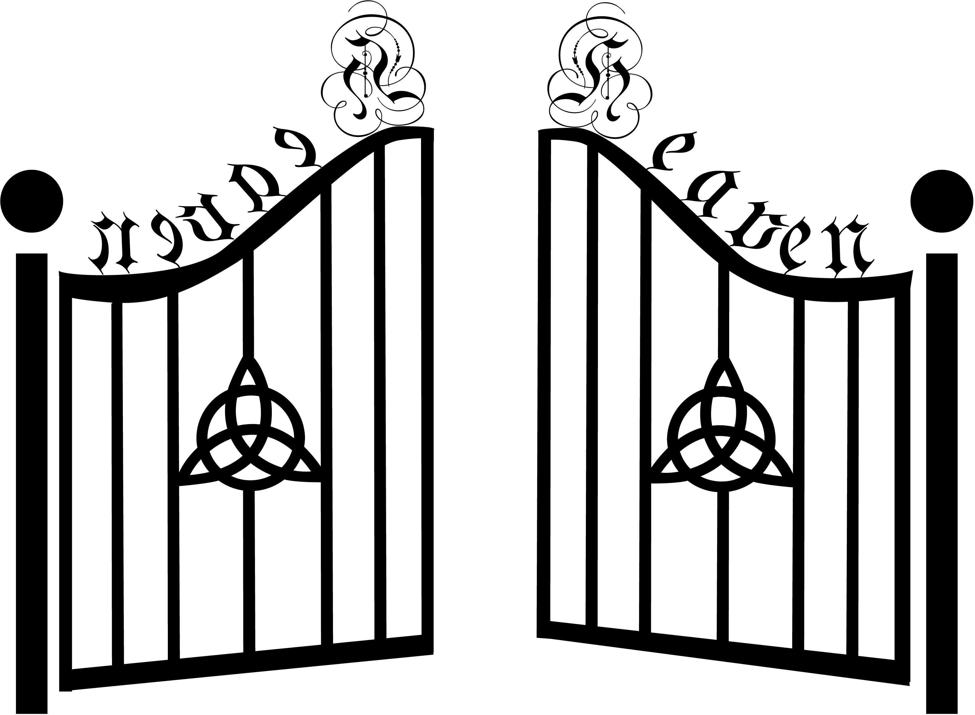 free clipart gates - photo #30