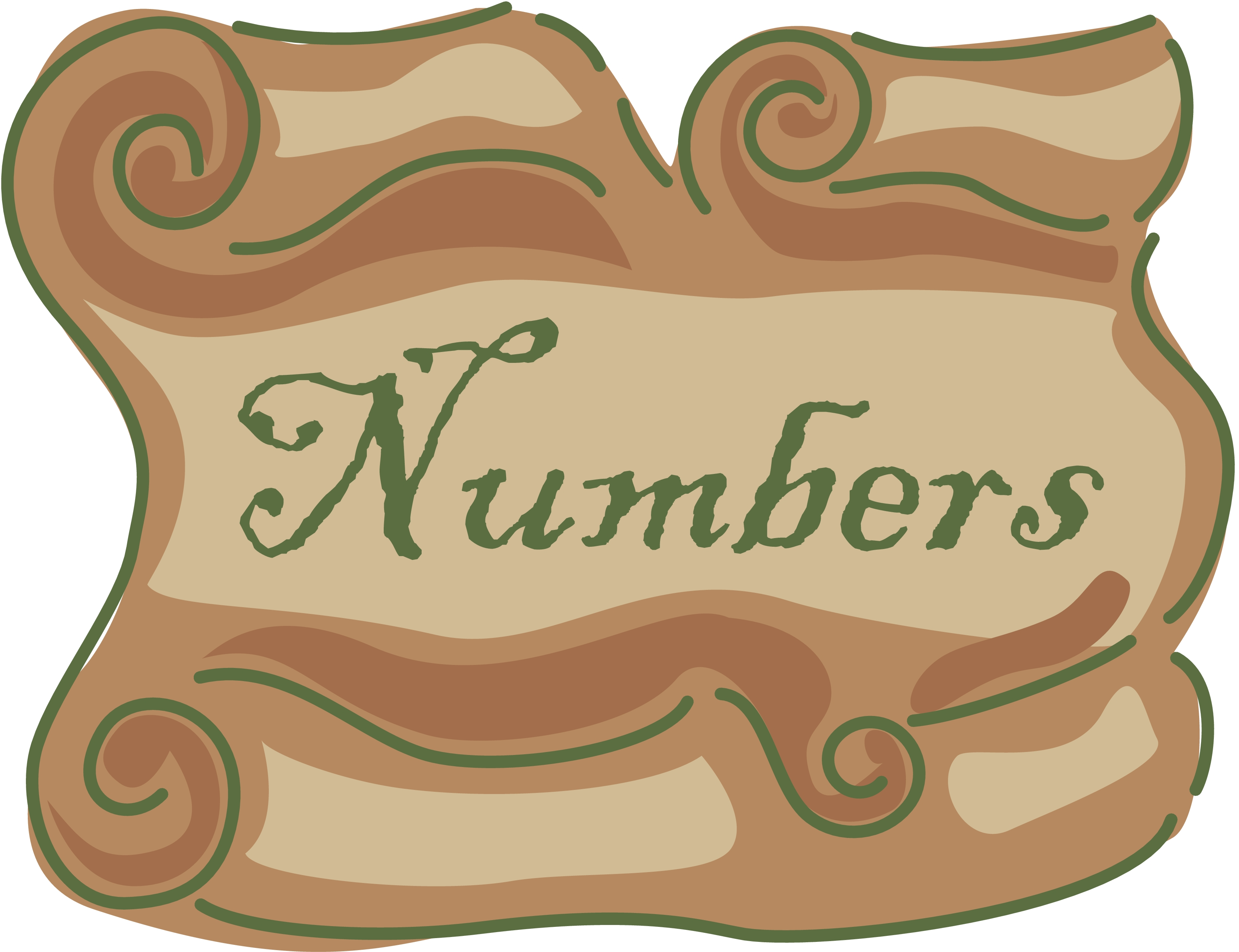 Bible Books 4 And 5 Numbers Deuteronomy